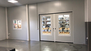 puerta interior corredera zaragoza
