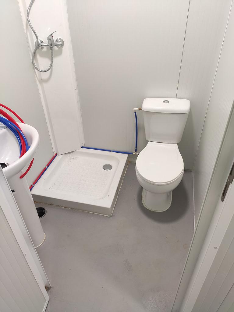 casas prefabricadas en madrid baño