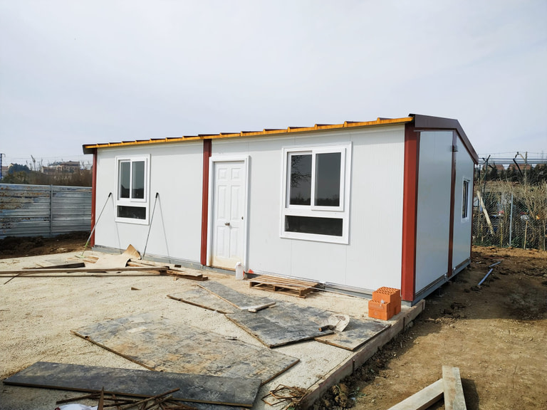 casa prefabricada en villanueva