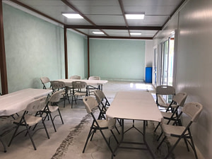 comedor y cafeteria prefabricado en huesca