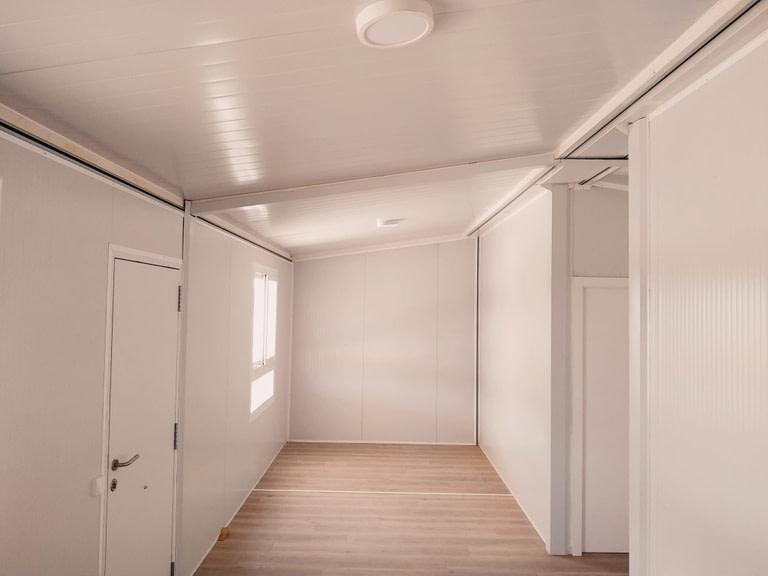 interior casa panel sandwich en zaragoza