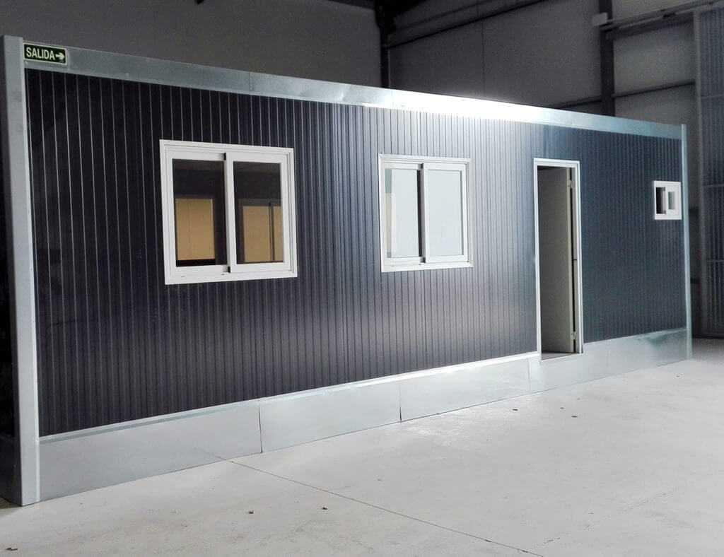 oficinas prefabricadas calatayud