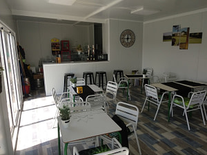 cafeteria prefabricada en zaragoza