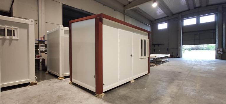 casita prefabricada para finca