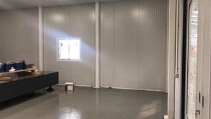 interior cerramiento interior prefabricado zaragoza