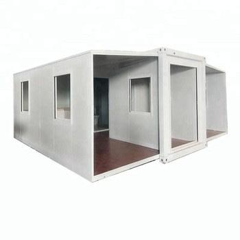 vivienda desplegable expandible prefabricada