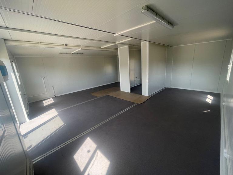 casa prefabricada de 47 m2 en Guadalajara