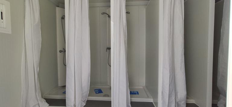 vestuarios prefabricados en zaragoza